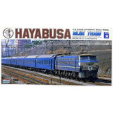 Arii 151846 Electric Locomotive EF66 Hayabusa 1/80 scale kit (Microace)