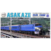 Arii 151853 Electric Locomotive EF66 Asakaze 1/80 scale kit (Microace)