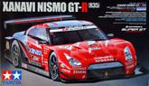 Tamiya 24308 Xanavi NISMO GT-R (R35) 1/24 Scale Kit