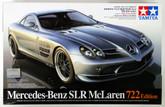 Tamiya 24317 Mercedes-Benz SLR McLaren 722 Edition 1/24 Scale Kit