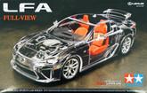 "Tamiya 24325 Lexus LFA ""Full View"" 1/24 Scale Kit"