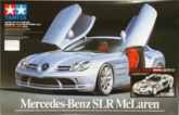 Tamiya 24331 Mercedes Benz SLR McLaren Full View 1/24 Scale Kit