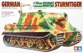 Tamiya 35177 German 38cm Assault Mortar Sturmtiger 1/35 Scale Kit