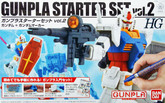 Bandai 694812 HGUC Gunpla Starter Set Vol.2 GUNDAM RX-78-2 + GUNDAM MARKER 1/144 Scale Kit