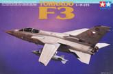 Tamiya 60720 Tornado F3 1/72 Scale Kit