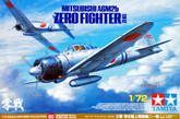 Tamiya 60780 Mitsubishi A6M2b Zero Fighter (Zeke) 1/72 Kit