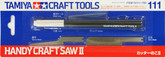 Tamiya 74111 Craft Tools - Handy Craft Saw II