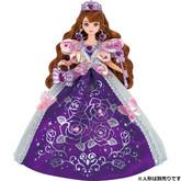 Takara Tomy Licca Doll Dreaming Princess Purple Papillo Dress (886013)