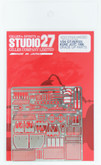 Studio27 ST27-FP24148 GT-R(R33) KURE JGTC 1996 Grade Up Parts for Tamiya 1/24