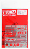 Studio27 ST27-FP24162 McLaren F1 Grade Up Parts for Fujimi 1/24