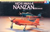Tamiya 60738 Aichi M6A1-K Nanzan (Seiran Kai) 1/72 Kit