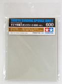 Tamiya 87148 Sanding Sponge Sheet 600