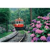 Epoch Jigsaw Puzzle 26-217 Hakone Moutain Railway Japan (300 Pieces)