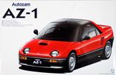 Aoshima 48702 Mazda Autozam AZ-1 1/24 scale kit