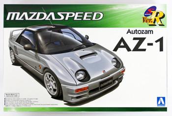 Aoshima 49846 Autozam AZ-1 Mazdaspeed Version 1/24 scale kit
