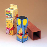 Tenyo Japan 114308 MAGIC CUBE WINNIE THE POOH (Magic Trick)