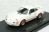 Ebbro 43262 Porsche911 Carrera RS 1973 (White / Red) 1/43 scale