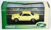 Ebbro 43365 Toyota 1600GT 5 (Yellow) 1/43 scale