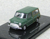 Ebbro 44501 Morris Mini Traveller ( Green ) 1/43 scale
