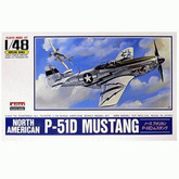 Arii 200803 North American P-51D MUSTANG 1/48 scale kit (Microace)