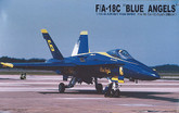 "Arii 622032 F/A-18C ""Blue Angels"" (3 planes) 1/144 scale kit (Microace)"
