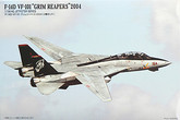 Arii 621639 F-14 D VF-101 GRIM REAPERS 2004 1/144 scale kit (Microace)