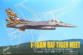 Arii 621684 F-16AM BAF TIGER MEET Belgium Air Force 1/144 scale (Microace)