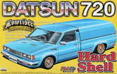 Aoshima 29091 Datsun 720 Hard Shell (Pick Up Truck) 1/24 scale kit