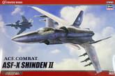 Hasegawa CW03 Ace Combat ASF-X SHINDEN II 1/72 scale kit
