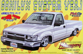 Aoshima 32008 Toyota Hilux 80 Custom Ver.1 (Pick Up Truck) 1/24 scale kit