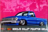 Aoshima 48900 Toyota 80 Hilux Billet Phantom Grill(Pick Up Truck) 1/24 scale kit