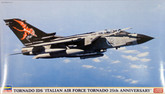 "Hasegawa 02049 Tornado IDS Italian Air Force 25th Anniversary"" 1/72 Scale Kit"""