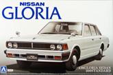 Aoshima 07792 Nissan 430 Gloria Sedan 200 Standard 1/24 scale kit