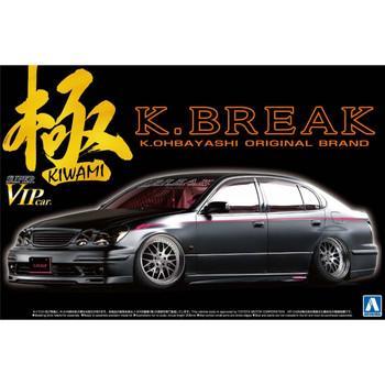 Aoshima 09611 Toyota Aristo Late Ver. (Type S) K-Break Kiwami 1/24 scale kit