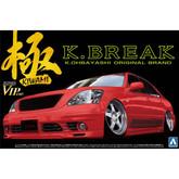 Aoshima 09628 Toyota Celsior Late Ver. (Type S) K-Break Kiwami 1/24 scale kit