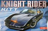 Aoshima 08003 Knight Rider K.I.T.T. (KITT) Season 4 w/LED Front Scanner 1/24 kit