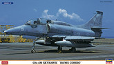 "Hasegawa 02083 OA-4M Skyhawk H&MS Combo"" (2 plane set) 1/72 Scale Kit"""