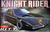 Aoshima 04524 Knight Rider K.I.T.T. (KITT) Season 1 w/LED Front Scanner 1/24 kit