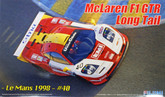 Fujimi RS-59 McLaren F1 GTR Long Tail Le Mans 1998 #40 1/24 scale kit