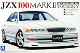 Aoshima 10877 Toyota Mark II (JZX100) Tourer V Late Model Aero Ver. 1/24 scale kit