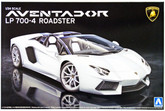 Aoshima 08652 Lamborghini Aventador LP700-4 Roadster 1/24 scale kit