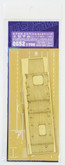 Hasegawa QG52 72152 Wooden Deck for Aircraft Carrier Akagi 1/700 scale parts