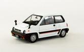 Ebbro 44972 Honda City Turbo 1982 White 1/43 scale