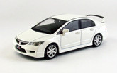 Ebbro 45057 Honda Type-R FD2 Late Version White 1/43 scale