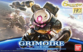 Bandai HG Reconguista in G 932297 GRIMOIRE 1/144 scale kit