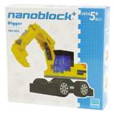 Kawada PBS-005 nanoblock plus Excavator (Digger)