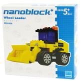 Kawada PBS-006 nanoblock plus Wheel Loader