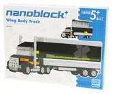 Kawada PBS-008 nanoblock plus Wing Body Truck