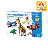 Kawada PBS-009 nanoblock plus Basic Set Standard