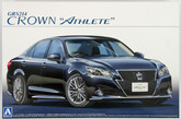 "Aoshima 08485 GRS214 Toyota Crown Athlete"" G 2012 1/24 scale kit  """